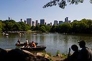 central park  lake NY633A