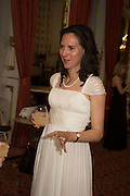 MARIA BABENKO, The 20th Russian Summer Ball, Lancaster House, Proceeds from the event will benefit The Romanov Fund for RussiaLondon. 20 June 2015