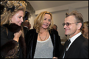 KATRINE BOORMAN; KIM CATTRALL; MIKHAIL BARYSHNIKOV, Dancing Away – Photographic works by Mikhail Baryshnikov. Exhibition hosted by ContiniArtUK and  jewellery designers Damiani. New Bond St. London. 27 November 2014