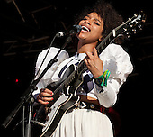 Lianne La Havas Wilderness Festival 10th August 2012