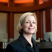 Nederland Den Haag 3 december 2007 .Marije Hulshof, Consumenten Autoriteit.Foto David Rozing