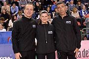 referees<br /> EuroBasket Women 2017 Qualifying Round<br /> Italia - Gran Bretagna<br /> Lucca, 19/11/2016<br /> Foto Ciamillo - Castoria