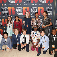 The Classic BRIT Awards 2018