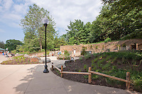 Exterior image of the Prarie Dog exhibit at the Maryland Zoo