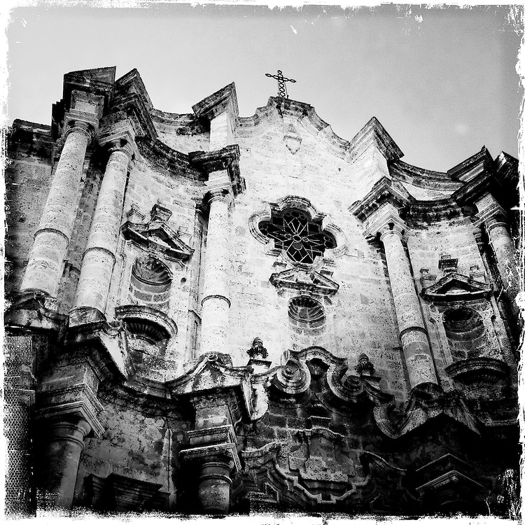 Catedral de San Cristobal built 1777, Havana Cuba, <br /> From scorching Cuban beaches to snowcapped peaks, my camera and my feet have led me to explore different corners of the world. These are some of the varied images captured across my travels.