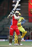 IPL S4 Match 69 Royal Challengers v Chennai Super Kings