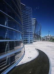 Exterior of Christchurch Art Gallery (Credit Image: © Axiom/ZUMApress.com)