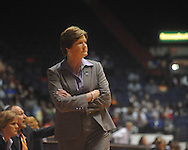 "Ole Miss vs. Tennessee's Pat Summit at C.M. ""Tad"" Smith Coliseum in Oxford, Miss. on Wednesday, February 24, 2011."