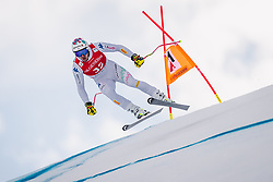 27.01.2019, Streif, Kitzbühel, AUT, FIS Weltcup Ski Alpin, SuperG, Herren, im Bild Mattia Casse (ITA) // Mattia Casse of Italy in action during his run in the men's Super-G of FIS ski alpine world cup at the Streif in Kitzbühel, Austria on 2019/01/27. EXPA Pictures © 2019, PhotoCredit: EXPA/ Johann Groder