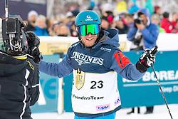 21.01.2017, Hahnenkamm, Kitzbühel, AUT, FIS Weltcup Ski Alpin, KitzCharity Trophy, im Bild Benni Raich (CharityFoundersTeam) // during the KitzCharity Trophy of FIS Ski Alpine World Cup at the Hahnenkamm in Kitzbühel, Austria on 2017/01/21. EXPA Pictures © 2017, PhotoCredit: EXPA/ Serbastian Pucher