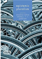 Book Cover; Epistemic Pluralism