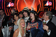 NOEL FIELDING AND FRIENDS, Scarlet launch.- LG Scarlet TV. 1 Marylebone. London NW1. 30 April 2008. *** Local Caption *** -DO NOT ARCHIVE-© Copyright Photograph by Dafydd Jones. 248 Clapham Rd. London SW9 0PZ. Tel 0207 820 0771. www.dafjones.com.
