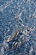 France Saint - Tropez October 2013, Classic yachts racing at the Voiles de Saint - Tropez<br /> <br /> 88,MOONBEAM III,30,COTRE AURIQUE/1903,WILLIAM FIFE