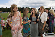 TORY COOK;  ? OLIVIA HUNT; MARINA FOGLE 2008 Veuve Clicquot Gold Cup Polo final at Cowdray Park. Midhurst. 20 July 2008 *** Local Caption *** -DO NOT ARCHIVE-© Copyright Photograph by Dafydd Jones. 248 Clapham Rd. London SW9 0PZ. Tel 0207 820 0771. www.dafjones.com.