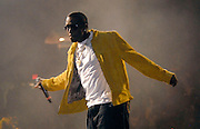 "Rapper Sean ""Diddy"" Combs performs as part of the Screamfest 2007 tour stop at Madison Square Garden on Wednesday, August 22, 2007 in New York."