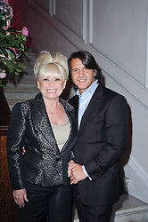 BARBARA WINDSOR and SCOTT MITCHELL at a party to celebrate the launch of Buzz a new magazine from The Sun newspaper held at Il Bottacio, 9 Grosvenor Place, London SW1 on 15th September 2010