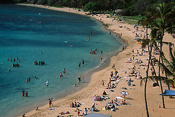 Hanauma Bay, Oahu, Hawaii, US