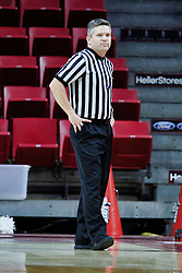 NORMAL, IL - January 06:  Todd Moistner during a college women's basketball game between the ISU Redbirds and the Drake Bulldogs on January 06 2019 at Redbird Arena in Normal, IL. (Photo by Alan Look)