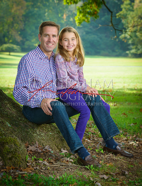 Beau Biden, his wife Hallie, daughter Natalie, and a son, Hunter photographed near their home in Delaware. Biden passed away Saturday 30 May 2015 after battling brain cancer. He was 45. Photography by Jim Graham
