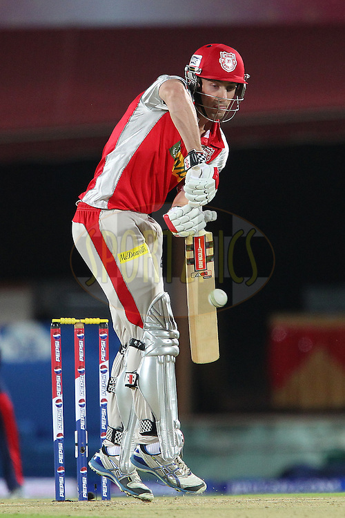 Shaun Marsh during match 67 of the Pepsi Indian Premier League between The Kings XI Punjab and the Delhi Daredevils held at the HPCA Stadium in Dharamsala, Himachal Pradesh, India on the on the 16th May 2013..Photo by Ron Gaunt-IPL-SPORTZPICS ..Use of this image is subject to the terms and conditions as outlined by the BCCI. These terms can be found by following this link:..http://www.sportzpics.co.za/image/I0000SoRagM2cIEc
