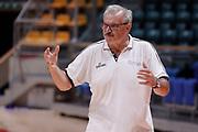Sacchetti Romeo<br /> Nazionale Senior maschile<br /> Allenamento<br /> World Qualifying Round 2019<br /> Bologna 12/09/2018<br /> Foto  Ciamillo-Castoria / Giuliociamillo