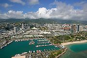 Kewalo Basin, Honolulu, Hawaii<br />
