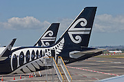 Air New Zealand flight from Auckland to Wellington on Saturday 07 November 2015 at 1425.