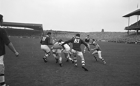 All Ireland Minor Football Final Kerry v. Westmeath, Croke Park..22.09.1963
