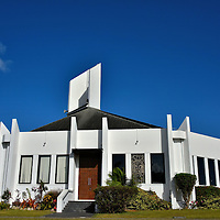 Holy Family Cathedral in St. John&rsquo;s, Antigua<br />
