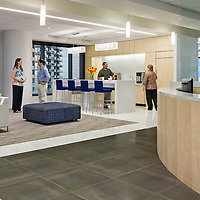 IDI Gazeley Reception Lobby 01 - Atlanta, GA