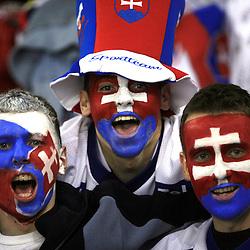 20080505: Ice Hockey - IIHF World Championship, Germany vs Slovakia, Halifax, Canada