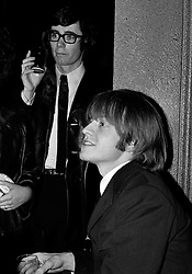 .The Rolling Stones Charlie is my Darling - Ireland 1965 -..Brian Jones relaxing at the Rolling Stones press conference at the Adelphi Theatre, Middle Abbey Street, Dublin. This was the band's first Irish tour of 1965....07/01/1965.01/07/1965.07 January 1965..The Rolling Stones Charlie is my Darling - Ireland 1965.Out November 2nd from ABKCO.Super Deluxe Box Set/Blu-ray and DVD Details Revealed. .ABKCO Films is proud to join in the celebration of the Rolling Stones 50th Anniversary by announcing exclusive details of the release of the legendary, but never before officially released film, The Rolling Stones Charlie is my Darling - Ireland 1965.  The film marked the cinematic debut of the band, and will be released in Super Deluxe Box Set, Blu-ray and DVD configurations on November 2nd (5th in UK & 6th in North America).. .The Rolling Stones Charlie is my Darling - Ireland 1965 was shot on a quick weekend tour of Ireland just weeks after ?(I Can't Get No) Satisfaction? hit # 1 on the charts and became the international anthem for an entire generation.  Charlie is my Darling is an intimate, behind-the-scenes diary of life on the road with the young Rolling Stones featuring the first professionally filmed concert performances of the band's long and storied touring career, documenting the early frenzy of their fans and the riots their live performances incited.. .Charlie is my Darling showcases dramatic concert footage - including electrifying performances of ?The Last Time,? ?Time Is On My Side? and the first ever concert performance of the Stones counterculture classic, ?(I Can't Get No) Satisfaction.?  Candid, off-the-cuff interviews are juxtaposed with revealing, comical scenes of the band goofing around with each other. It's also an insider's glimpse into the band's developing musical style by blending blues, R&B and rock-n-roll riffs, and the film captures the spark about to combust into The Greatest Rock and Roll Band in the World.. .The 1965 version of Charlie is