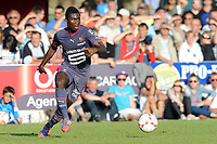 FOOTBALL - FRIENDLY GAMES 2012/2013 - STADE RENNAIS v FC LORIENT - 21/07/2011 - PHOTO PASCAL ALLEE / DPPI - ALEXANDER TETTEY (RENNES)