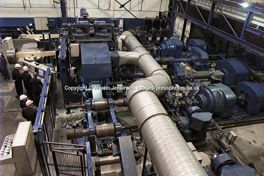 Schloemann Mill Project, Corus Brinsworth Strip Mill.