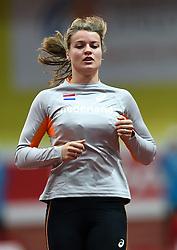 07-03-2015 CZE: European Athletics Indoor Championships, Prague<br /> Dafne Schippers NED