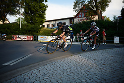 Grace Brown (AUS) at Lotto Thuringen Ladies Tour 2018 - Stage 1, an 82.5 km road race starting and finishing in Schleusingen, Germany on May 28, 2018. Photo by Sean Robinson/Velofocus.com