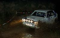#47, Chris Mellors, Harold White, Lancia Delta HF Integrale,