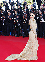 59661044  .Actress Eva Longoria attends the premiere of Iranian director Asghar Farhadi s film Le Passe (The Past) during the 66th annual Cannes Film Festival, southern France, May 17, 2013. Photo by: imago / i-Images. UK ONLY