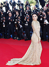 MAY 17 2013 Eva Longoria during Cannes Film Festival