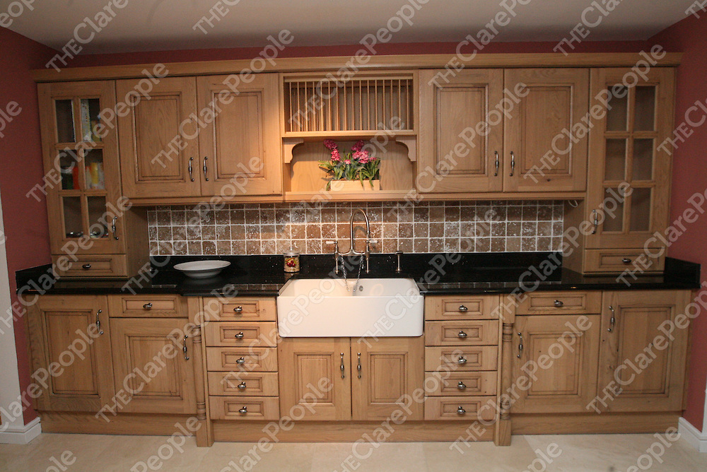 Colleran Kitchens<br /> Photograph by Yvonne Vaughan.
