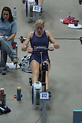 2005 British Indoor Rowing Championships, Competitors,   Frances HOUGHTON, Rowing Machines, National Indoor Arena, Birmingham, ENGLAND,    20.11.2005  [Mandatory Credit Peter Spurrier/ Intersport Images]