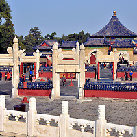 Introduction to Temple of Heaven in Beijing, China<br />