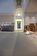 Mannheim. 08.11.17 | Zum Neubau Kunsthalle<br /> Innenstadt. Kunsthalle. Pressegespräch zum Neubau der Neuen Kunsthalle. Die Eröffnung der Neuen Kunsthalle im Dezember nur mit Skulpturen - keine Gemälde wegen technischen Verzögerungen.<br /> <br /> <br /> <br /> <br /> BILD- ID 01558 |<br /> Bild: Markus Prosswitz 08NOV17 / masterpress (Bild ist honorarpflichtig - No Model Release!)