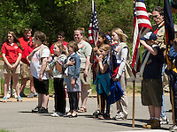 Memorial Day parade in Belmont, New Hampshire.  Karen Bobotas/for the Laconia Daily Sun