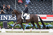 Anne Kathrin Pohlmeier - Lordswood Dancing Diamond<br /> Longines FEI/WBFSH World Breeding Dressage Championships for Young Horses 2016<br /> © DigiShots