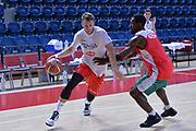 Niccolo Melli<br /> Nazionale Italiana Maschile Senior<br /> Eurobasket 2017<br /> Allenamento<br /> FIP 2017<br /> Telaviv, 30/08/2017<br /> Foto Ciamillo - Castoria/ M.Longo