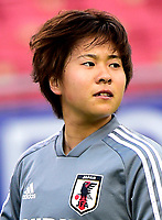 International Women's Friendly Matchs 2019 / <br /> SheBelieves Cup Tournament 2019 - <br /> Japan vs England 0-3 ( Raymond James Stadium - Tampa-FL,Usa ) - <br /> Yuka Momiki of Japan