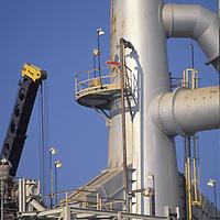 Refineria petrolera El Palito, Estado Carabobo, Venezuela