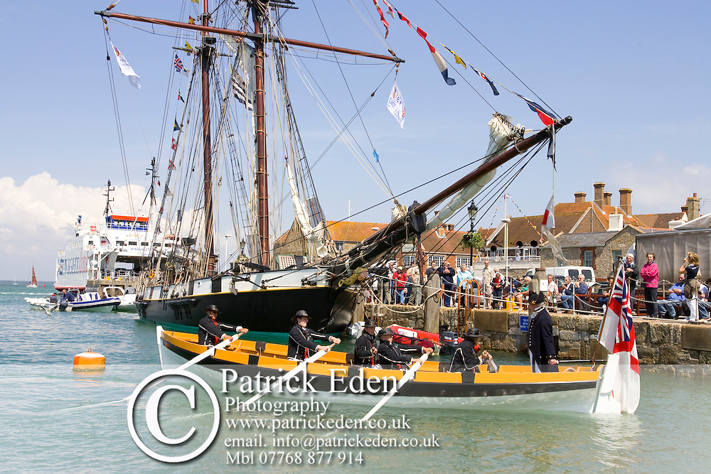 Old Gafffers, Rowing Boat, Pinace, Yarmouth, Isle of Wight, England, UK, Photographs of the Isle of Wight by photographer Patrick Eden photography photograph canvas canvases