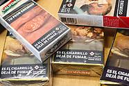 Cigarros, Tabaco.